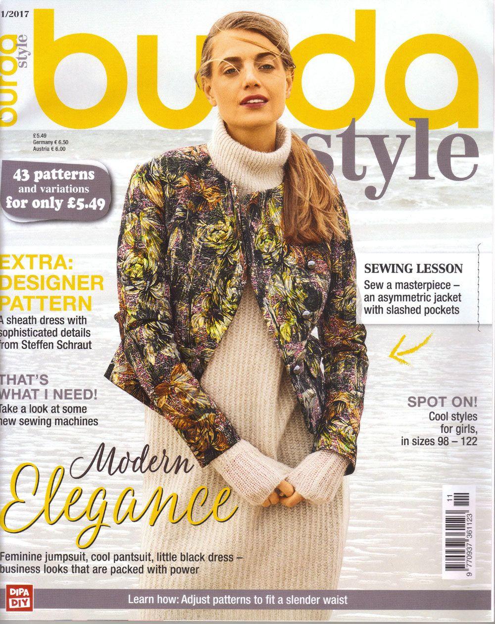 Burda style magazine 112017 english sewing patterns by burda style magazine 112017 english sewing patterns by honeyjamsuniques on etsy jeuxipadfo Image collections