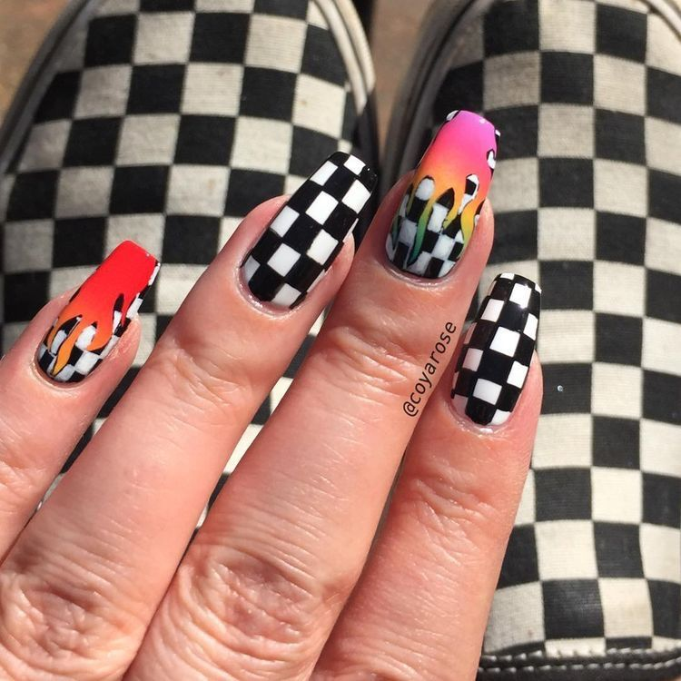 Pin By BOMB FEED 💣⭐️ On NAILS In 2019