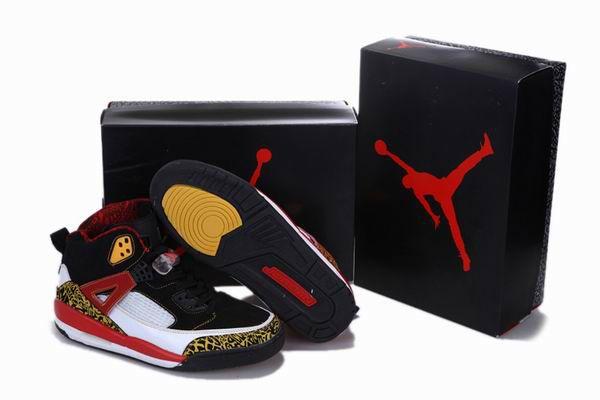 Air Jordan 3.5 Black Red Yellow | Air