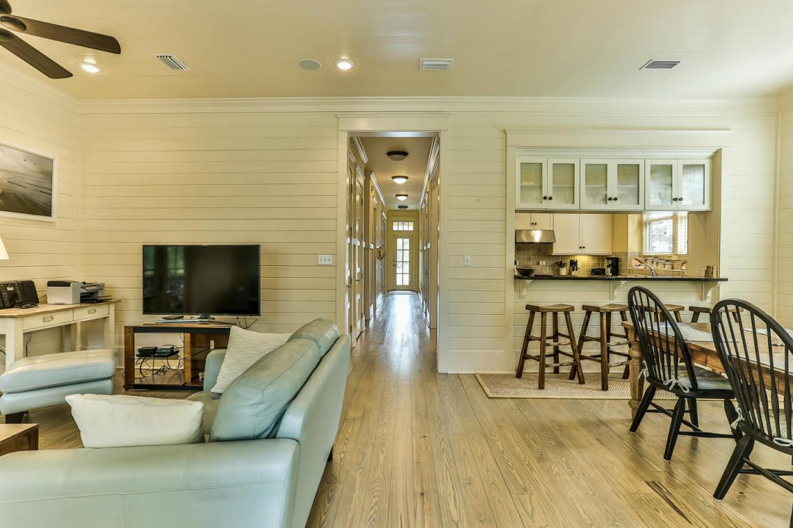 Shiplap Dreams Found In This WaterColor Beach Cottage. Santa Rosa Beach  Real Estate MLS 769022