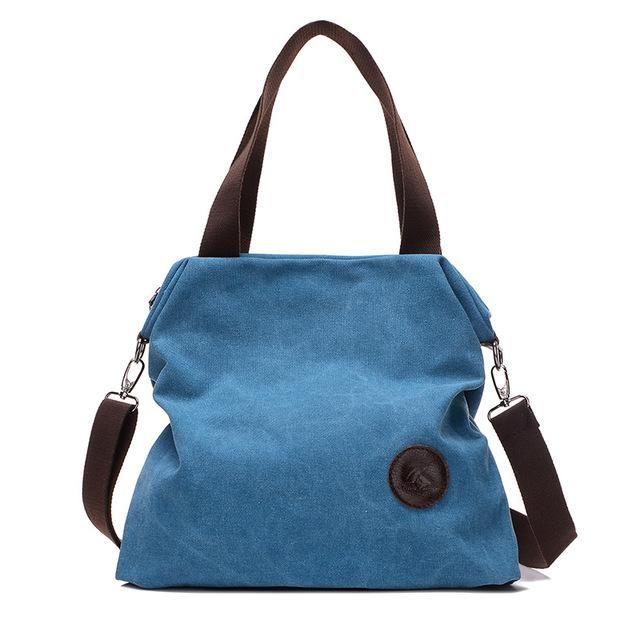 4f0828242dc4 KVKY 2017 Women Bag Vintage Canvas Handbags Messenger bags for Women ...
