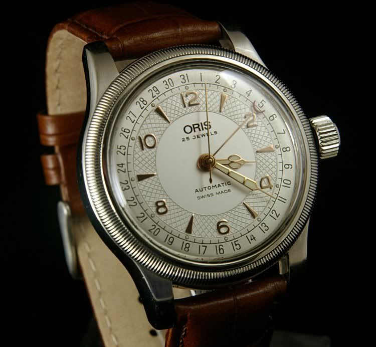 8f1f97fd7ad Oris big crown pointer date opinions.