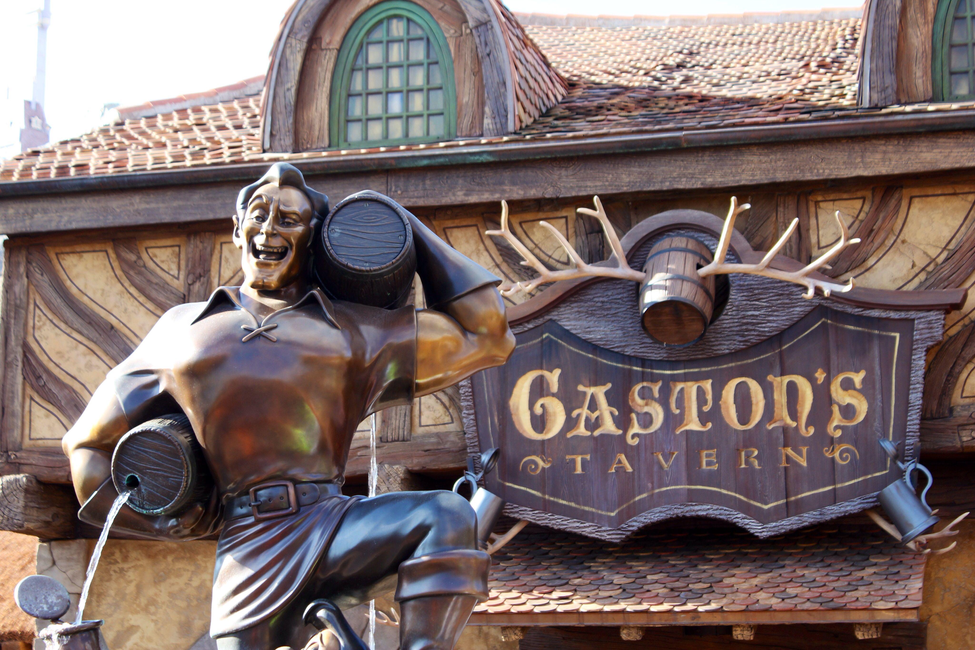 Gaston S Tavern Disney World Magic Kingdom Fun Pinterest