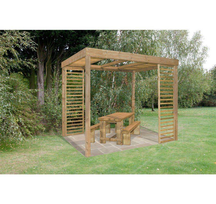 Buy Forest Dining Pergola at Argos.co.uk Your Online