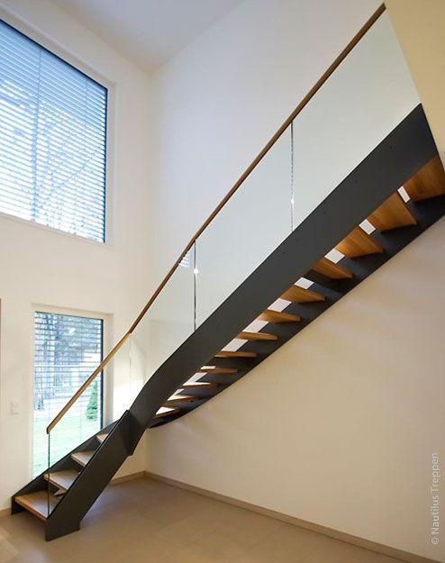stahlwangentreppe in berlin living pinterest treppe treppe haus und treppenhaus. Black Bedroom Furniture Sets. Home Design Ideas