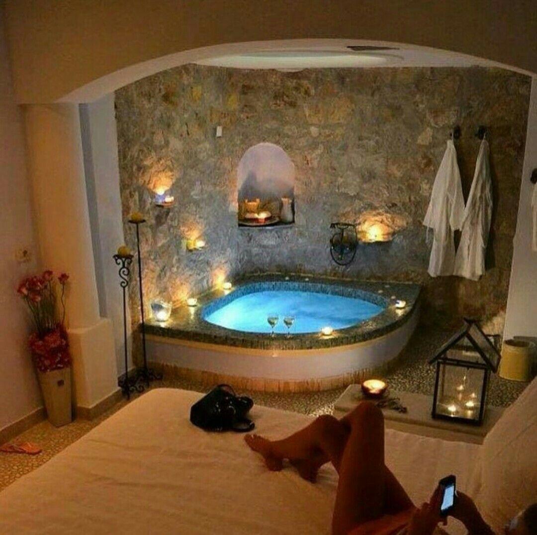 Que Bonito Habitacion Romantica Diseno Interiores Casas