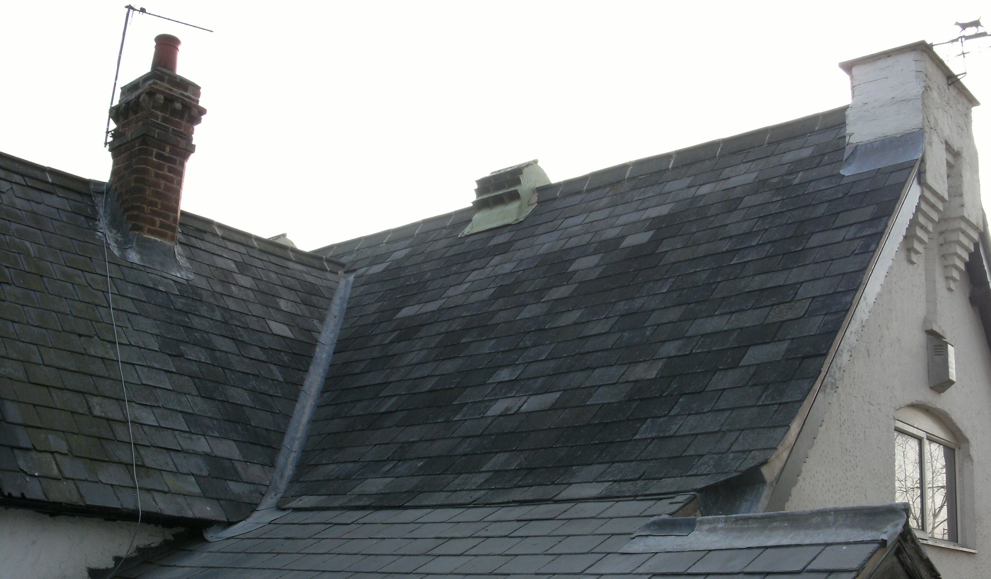 domestic roofing project old school house kilsby finished