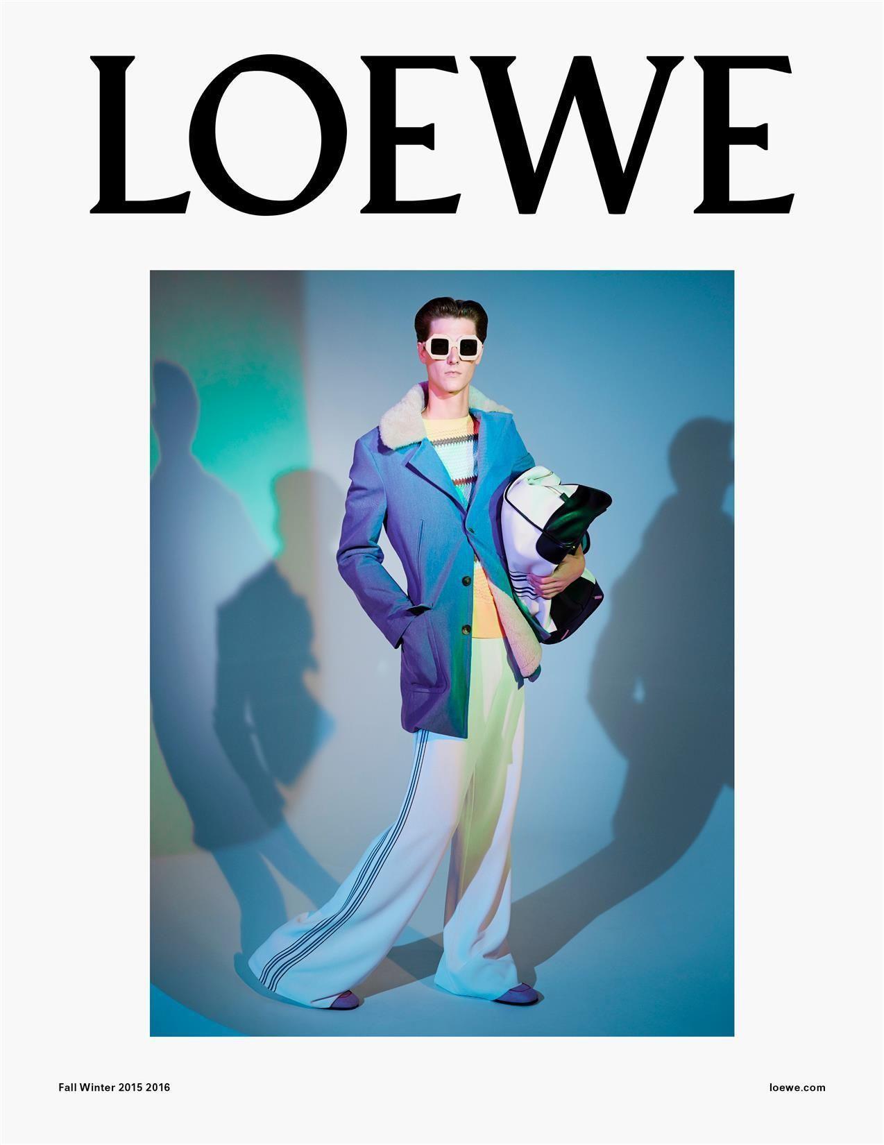 Steven Meisel, Lexi Boling, Marc André Turgeon by Steven Meisel for Loewe Fall Winter 2015-2016 1