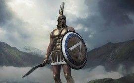 Wallpapers Hd King Leonidas Total War Arena Jeux Vidéo
