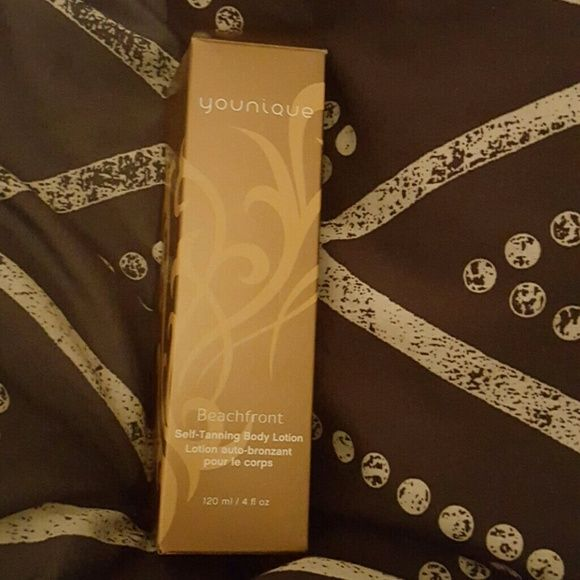 Younique beachfront bronzer Self tanning body lotion younique Makeup Bronzer