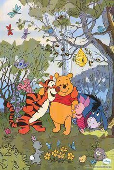 winnie the pooh 1977
