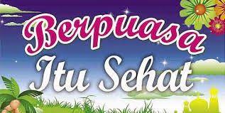 Puasa bisa buat hidup sehat http://www.hidupsehat.web.id/2014/06/jadwal-puasa-2014-imsakiyah-ramadhan.html