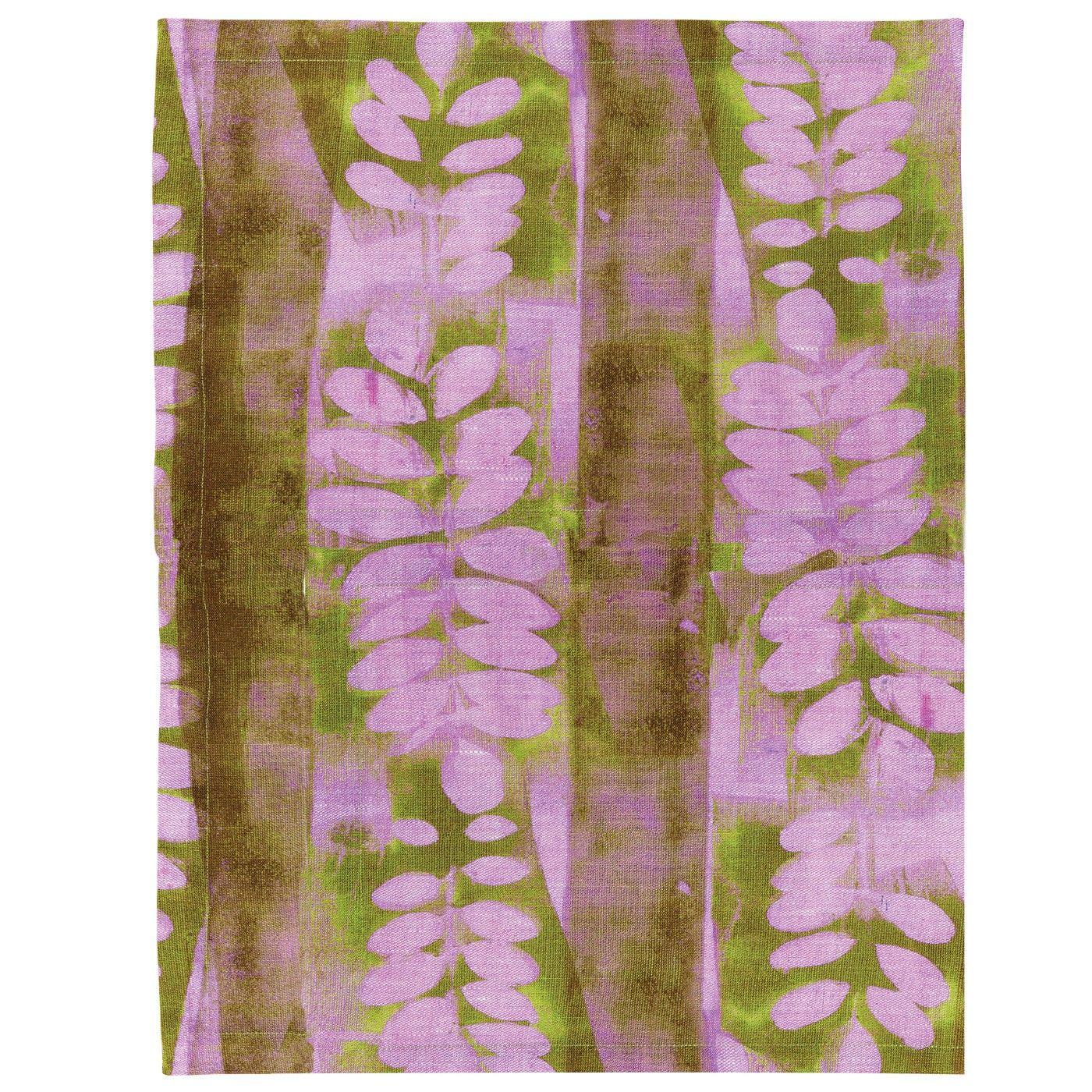 joyosphera violet acacia guest towel  guest towels