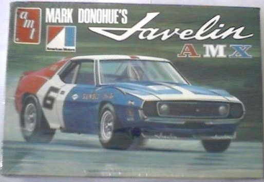 Amt Javelin Model Cars Kits Car Model Amc Javelin