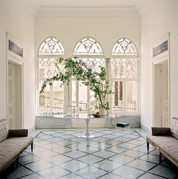 go with  different table but love the windows floor design interiorsinterior also fitriana nur fitriananur on pinterest rh