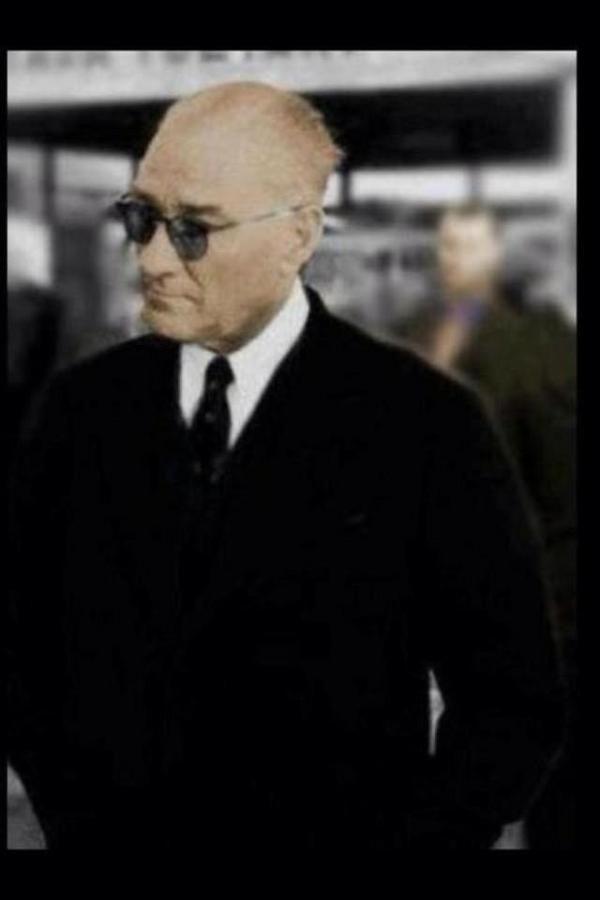 Mustafa Kemal Ataturk Fotograf Resim Nadide Fotograflar