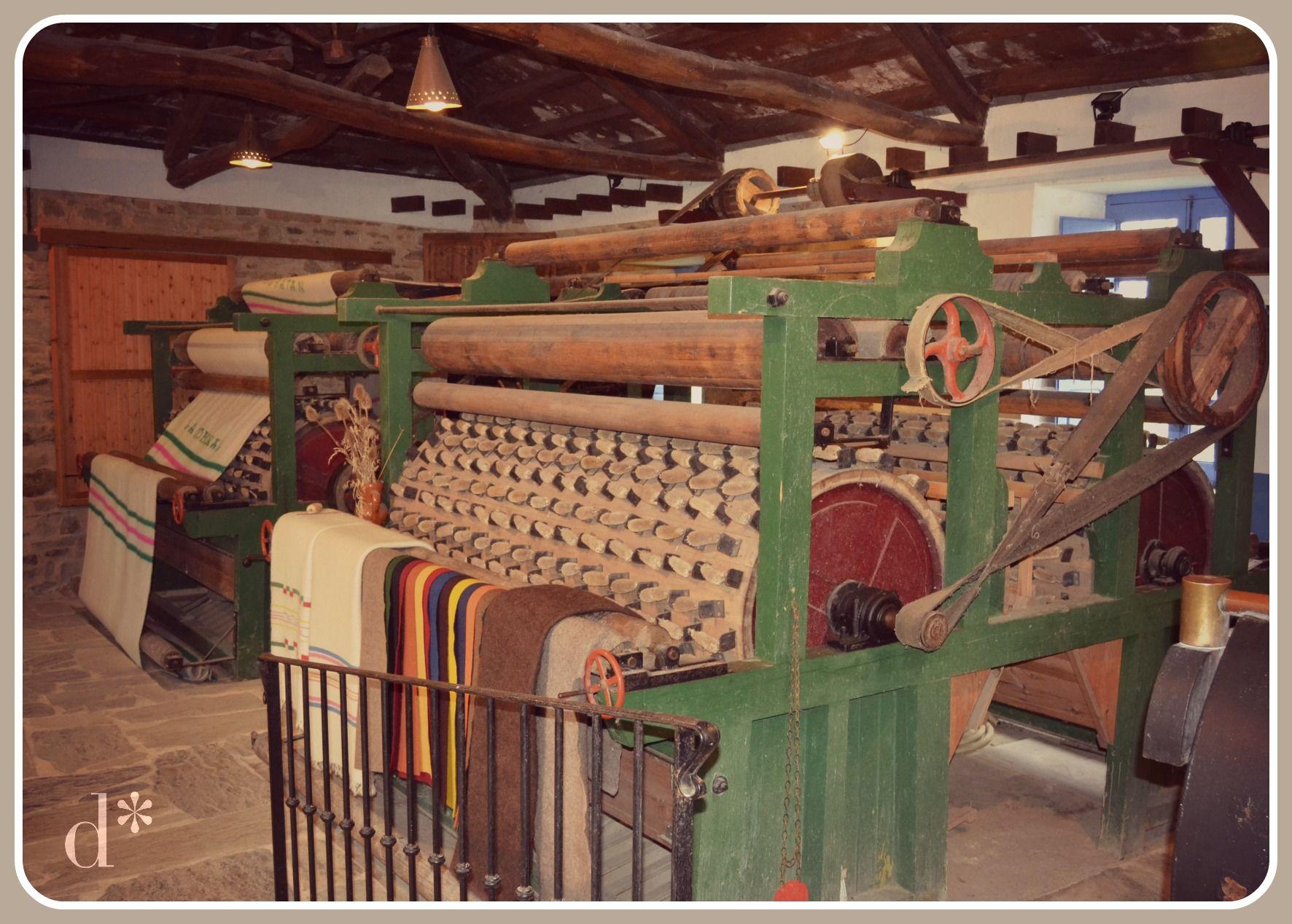 Resultado de imagen de fábricas textiles del Val de San Lorenzo DE ASTORGA