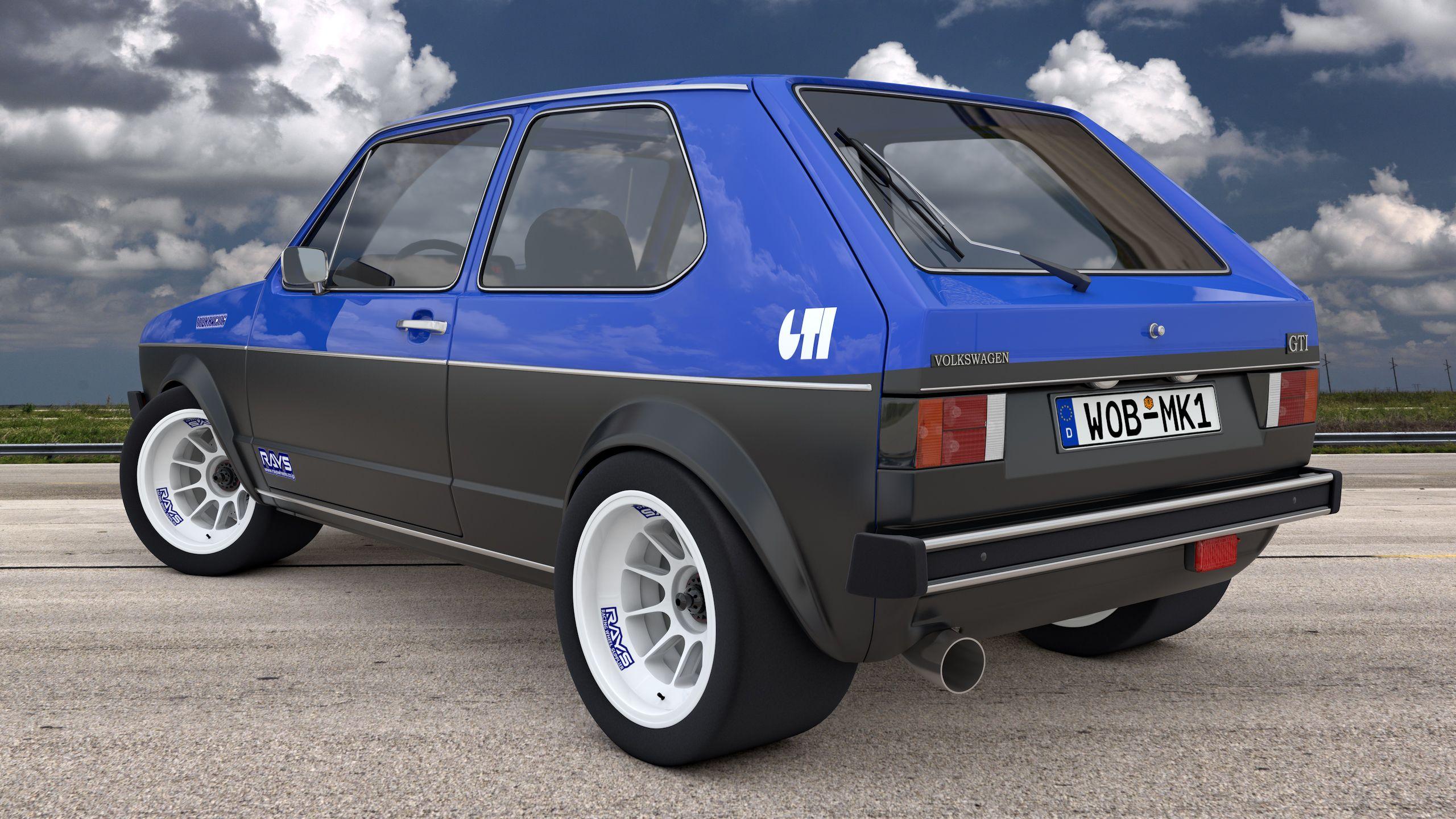 1982 Vw Golf Mk1 Gti Vw Golf Gti Mk1