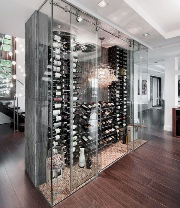 Minimalist Wine Shelf Design Ideas For Wine Lovers Cellar Rack