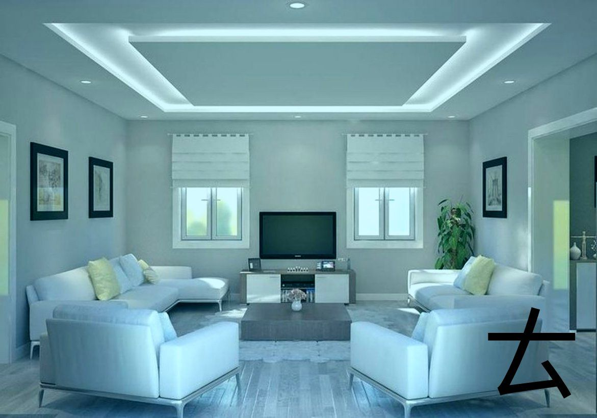 6 Wohnzimmer-Decken-Design-Ideen, die dieses Jahr sehr empfohlen