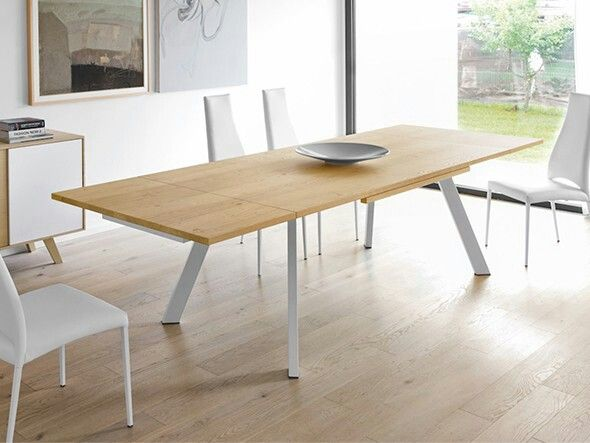 Eminence Tavolo ~ Eminence wood extending table by connubia calligaris g
