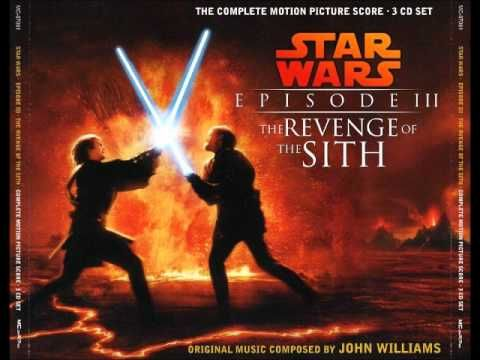 Star Wars Episode Iii Soundtrack Complete Score Full Soundtrack Star Wars Facts Star Wars Wallpaper Battle Of Heroes