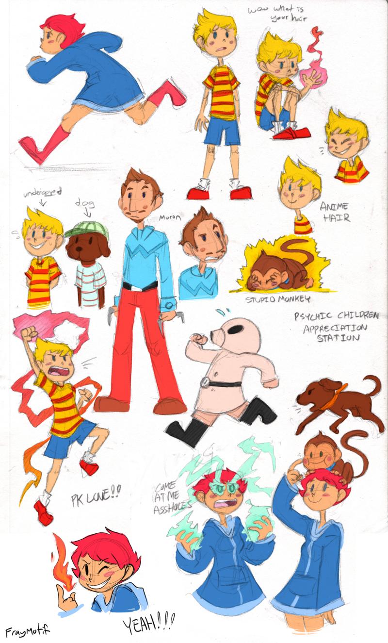 deviantART Socks Cartoon Alice Cute | mother 3 by Socks-and