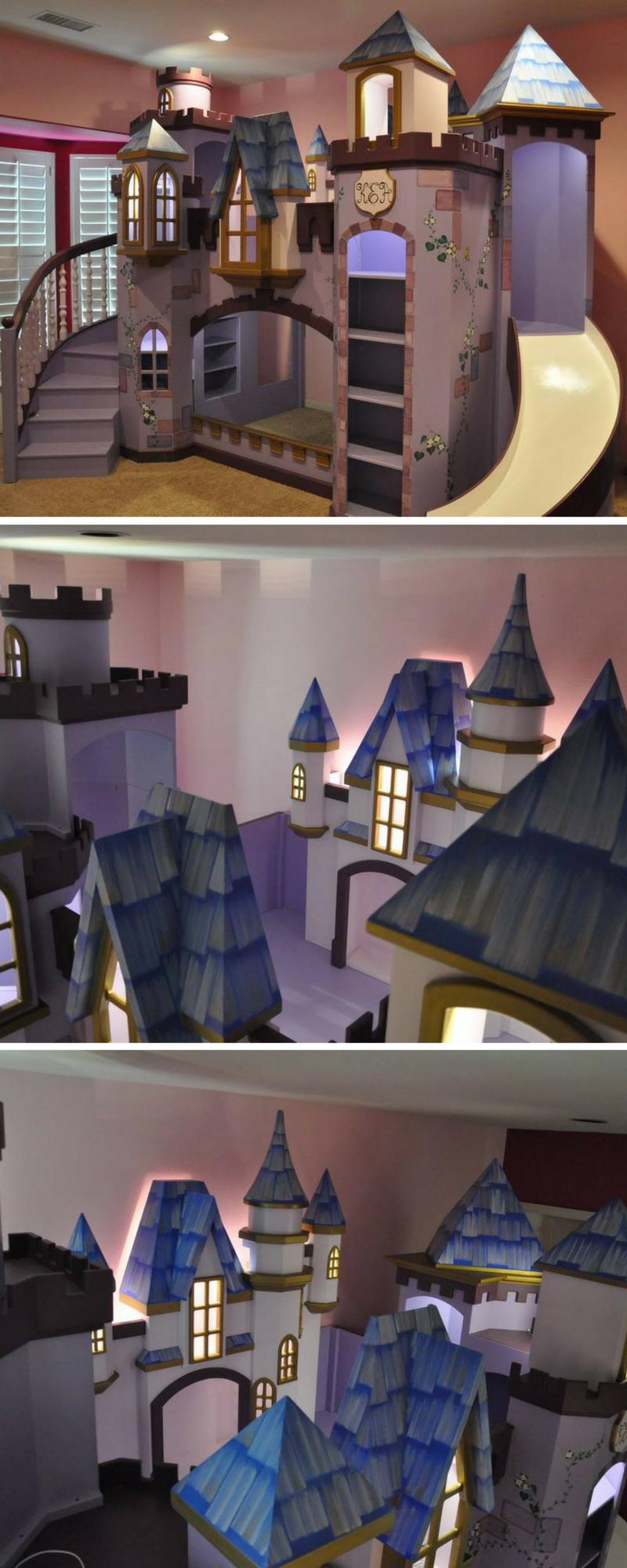 Photo of Amaya Castle Bunk Bed
