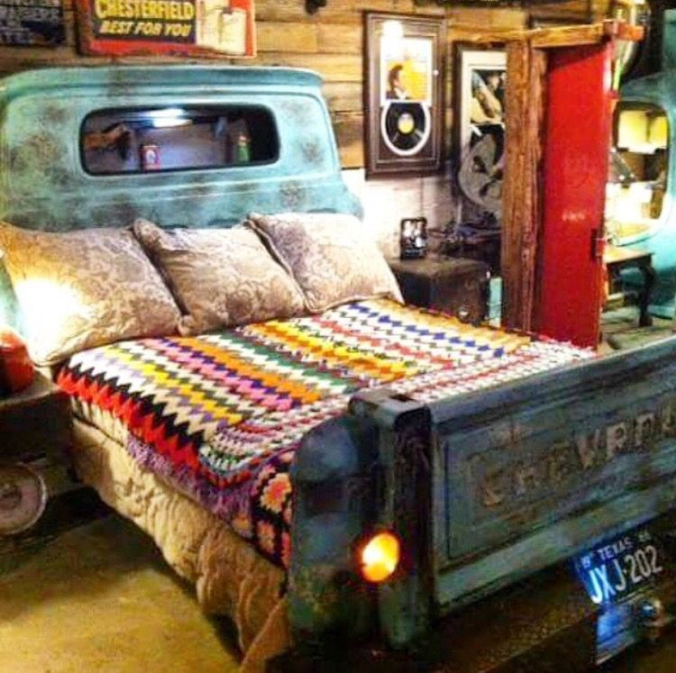 Love This Bed. I Could Use Just The Tailgate For A
