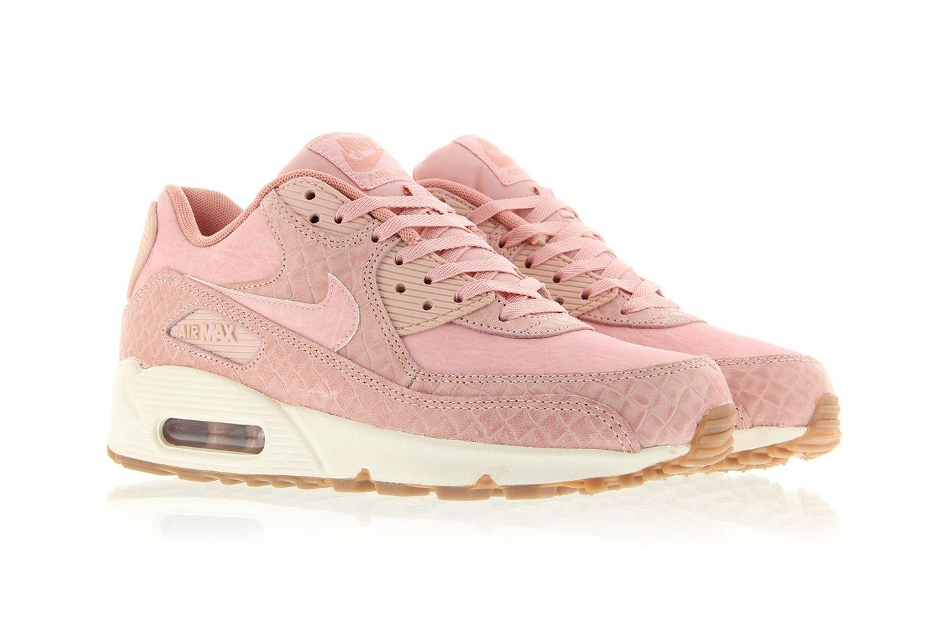 nike air max 90 pink glaze muffins