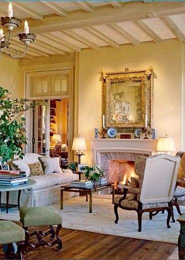 So Many Things I Like Here Beams House Enchanted Home
