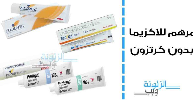 مرهم للاكزيما بدون كرتزون Eczema Treatment Ointment Eczema