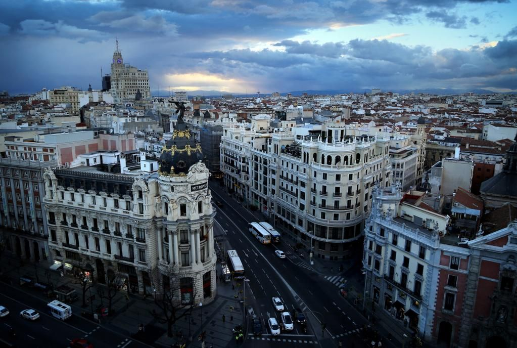 5 #Madrid buildings with a secret history http://buff.ly/1xrPkHT @gustoguides  #MustSeeMadrid