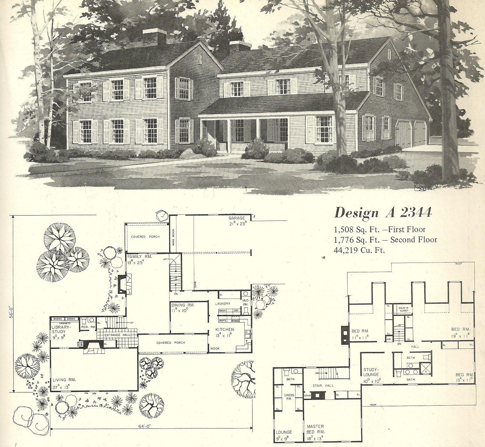 Vintage House Plans Farmhouse 5 Vintage House Plans Colonial House Plans Farmhouse Floor Plans