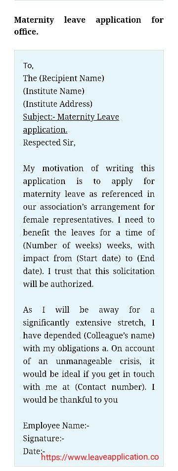 59d1035b39e7e44c72995283f68de855 - How To Write Paternity Leave Application