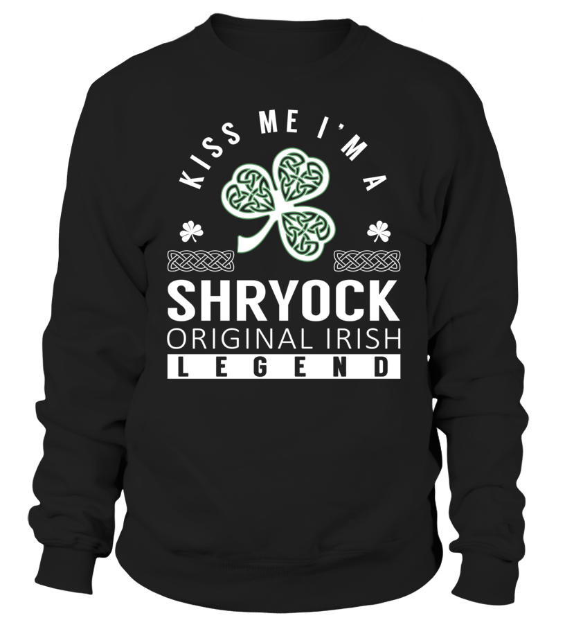 SHRYOCK Original Irish Legend