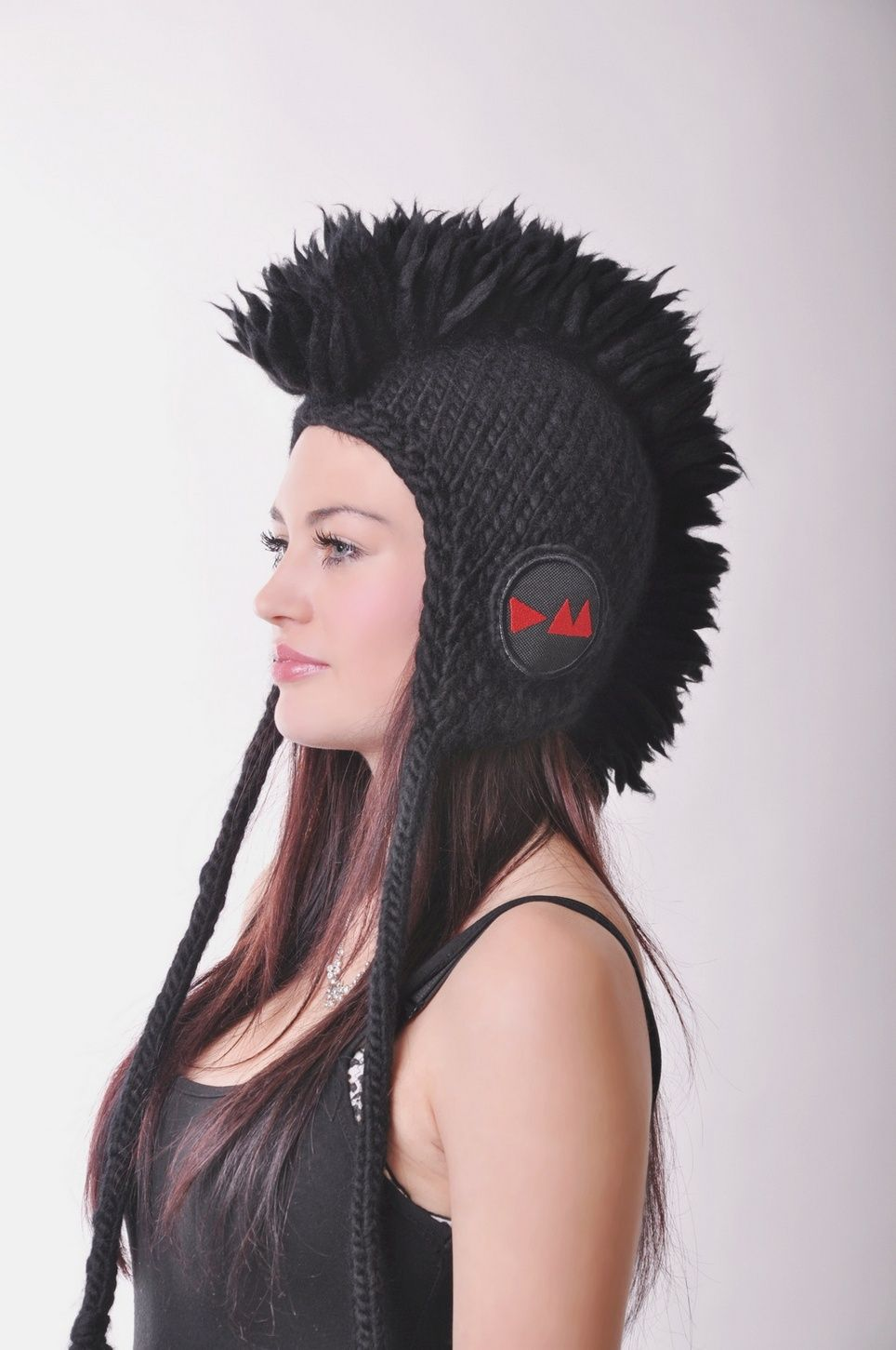 34d5a789dcf Mohawk hat. Mohawk hat Depeche Mode ...