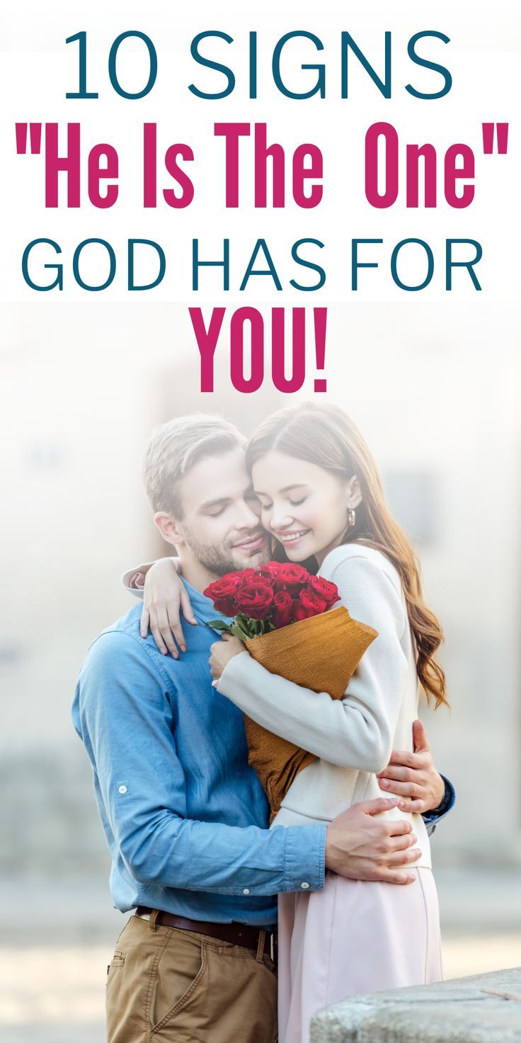 How to know if hes the one god has for you 10 godly