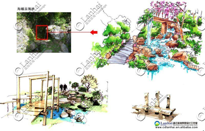 Landscape Architecture Plan Tim V?i Google Di?n H?a San V??n