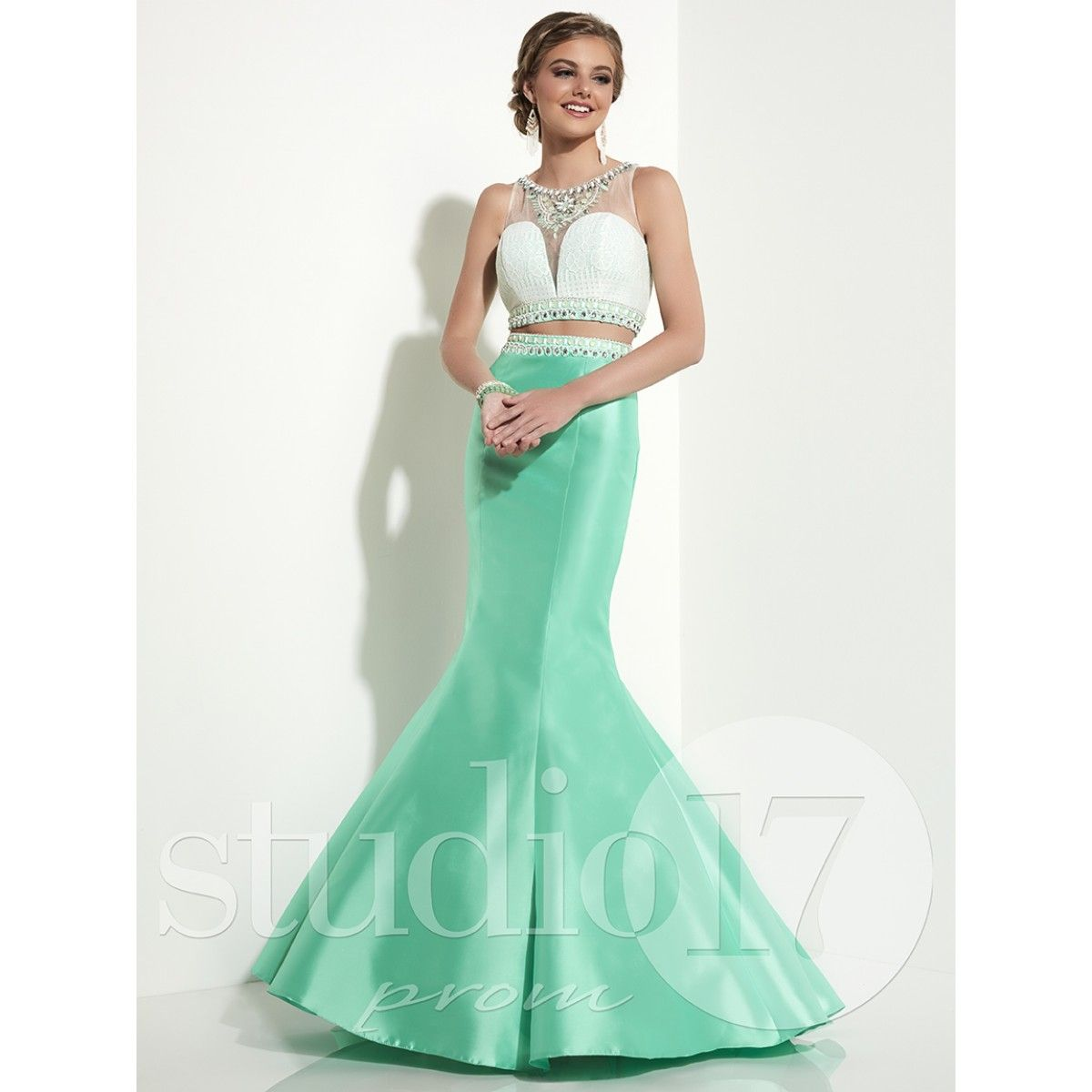 Prom dress New   Style 12609 Studio 17 Available at Proms ...