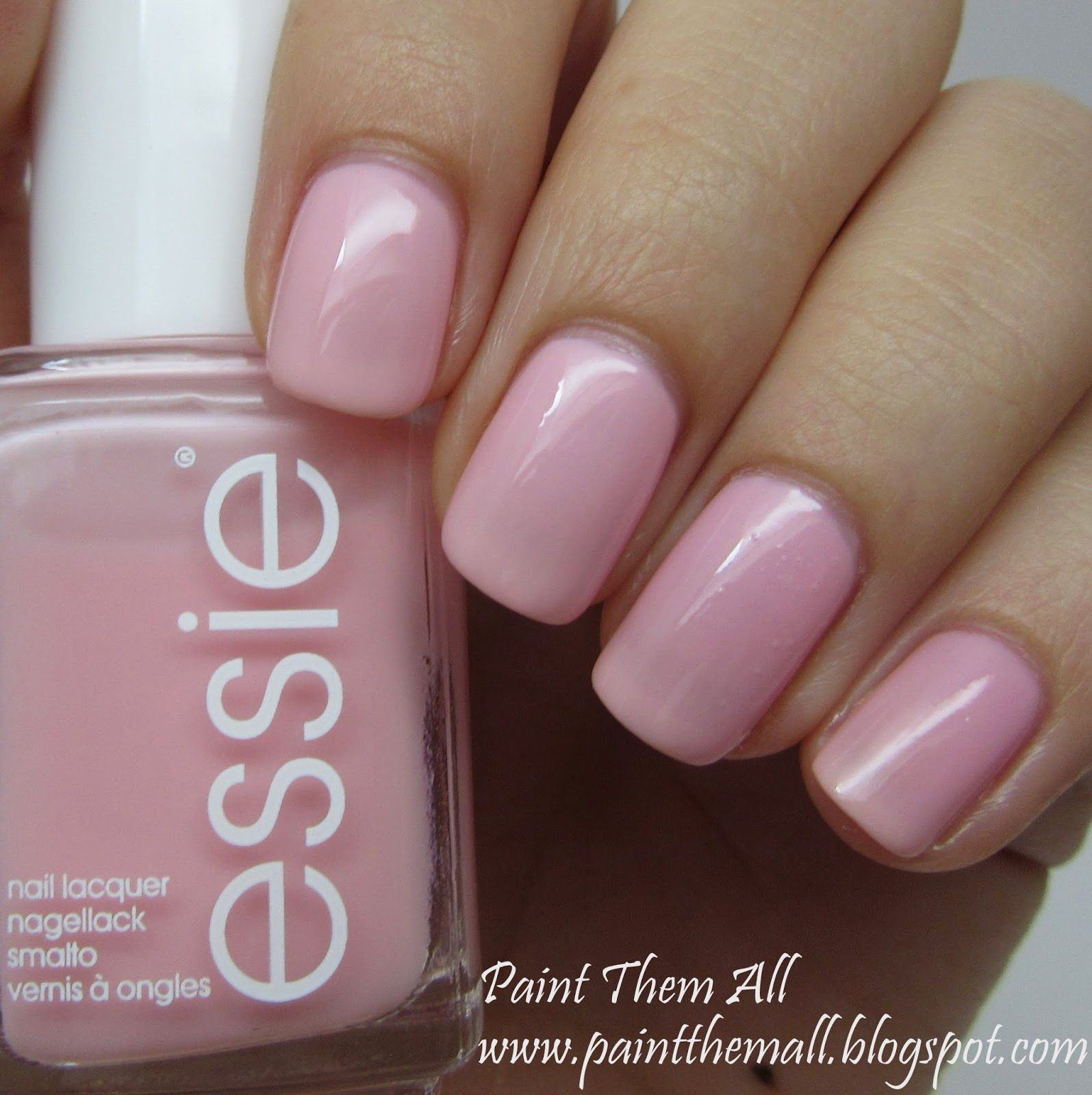 Paint Them All: Essie Travel Exclusive Set Essie Muchi Muchi #nails ...