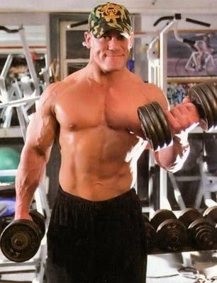 John Cena Workouts And Diet Secrets With Images John Cena Wwe