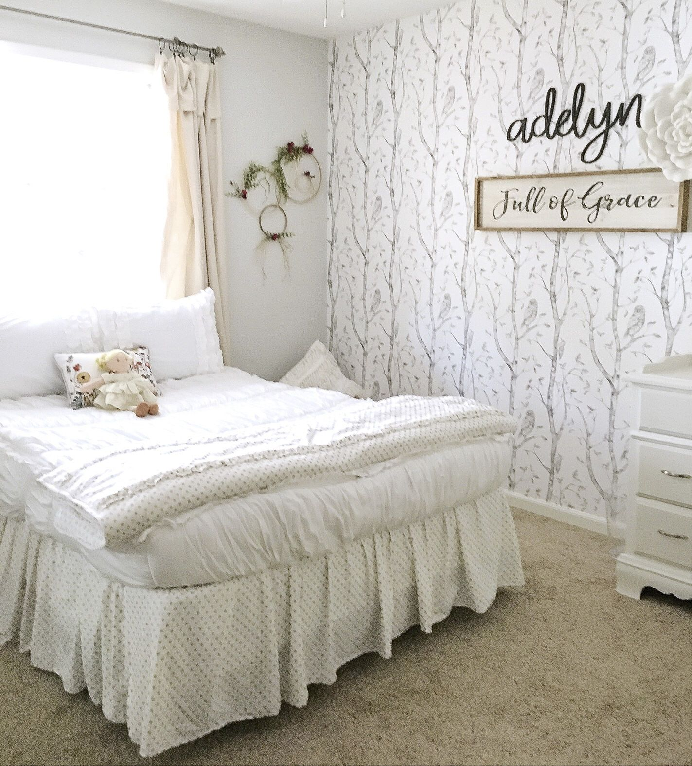 Girl s Bedroom Decor