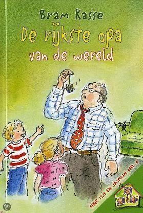 Aanrader! Voorleesboek voor KBW 2016: Voor altijd jong (De rijkste opa van de wereld - Bram Kasse)