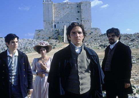 The Count Of Monte Cristo Is One Of All Time Favorite Movies