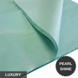 Luxury Mint Pearl Tissue Paper 100 Mint Tissue Paper Sheets