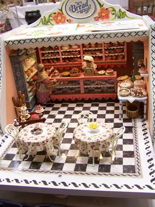 Pin On Miniature Shops Store Fronts