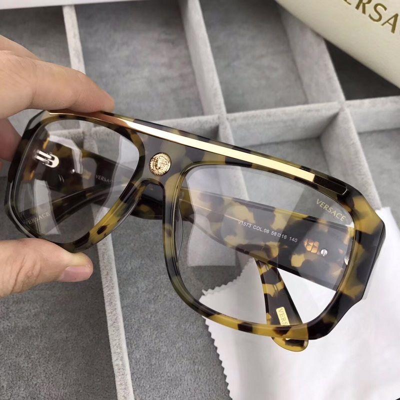 b6f60d1cab49c Buy cheaper fake Versace V1573 Square Frame Eyewear