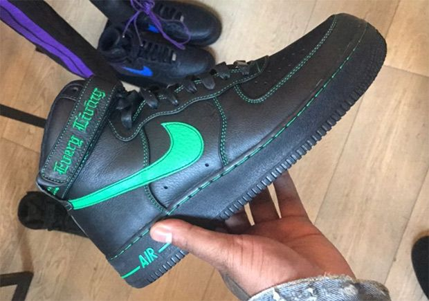 How To Buy VLONE x Nike Air Force 1 High | SneakerNews.com