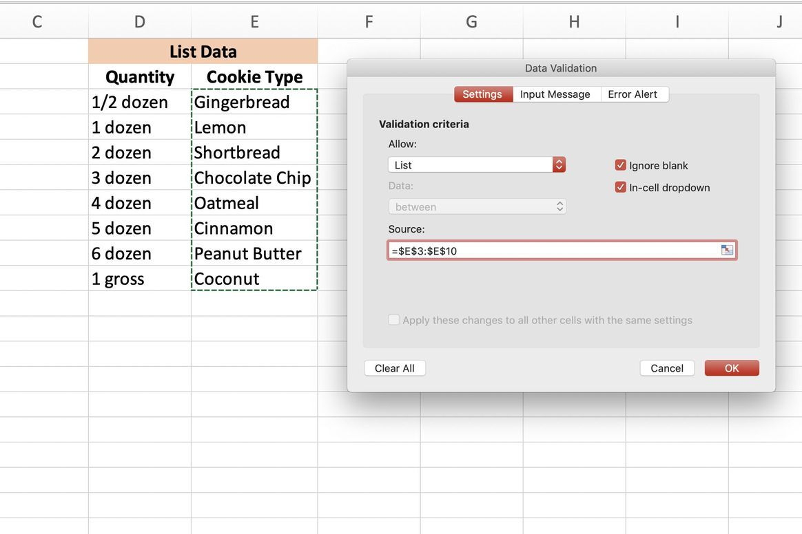 Here S How To Create A Drop Down List In Excel To Restrict Data Data Validation Excel Data